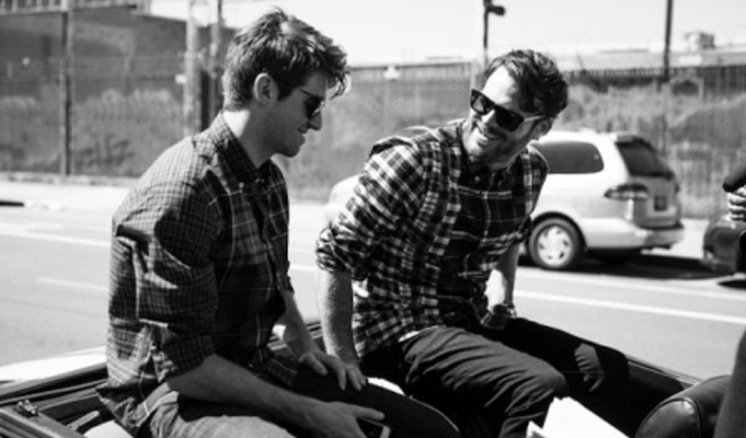 Pop band The Chainsmokers are global brand ambassadors for Tommy Hilfiger's menswear