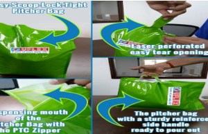Packaging Innovation: Uflex engineers Easy-Scoop-Lock-Tight Pitcher Bag for multinational food brands