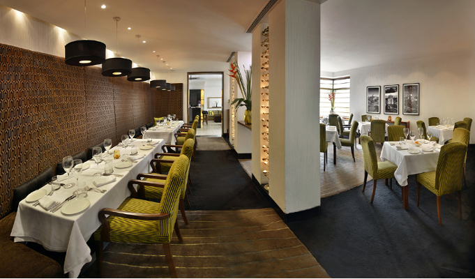 Restaurant Indian Accent to open in London