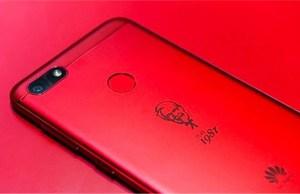 KFC's new 'finger-lickin' Huawei smartphone released