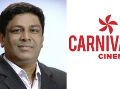 Mohan Umrotkar joins Carnival Cinemas as CEO