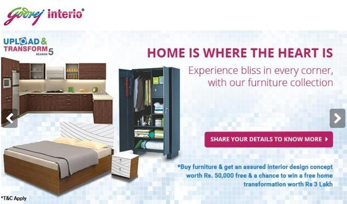 Godrej Interio to clock Rs 3,500 cr sales in next 3 years