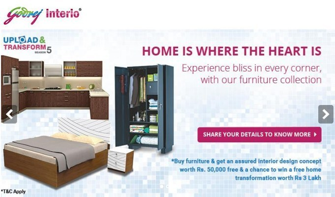 Godrej Interio to invest Rs 400 cr in next 3 years to enhance its production capacity