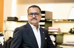 Salesh Grover, Business Head, OSL Luxury Collections Pvt. Ltd (Corneliani)
