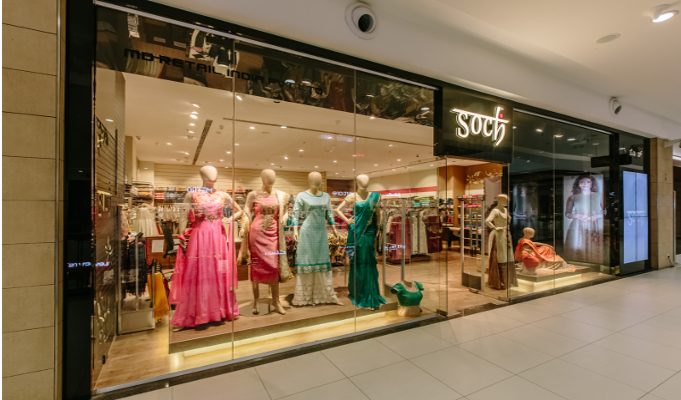 Milestone moment for Soch with the launch of its 100th store