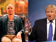 Trump accuses Amazon of harming retailers across US