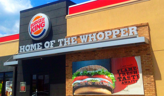 Burger King achieves 100 store milestone in India
