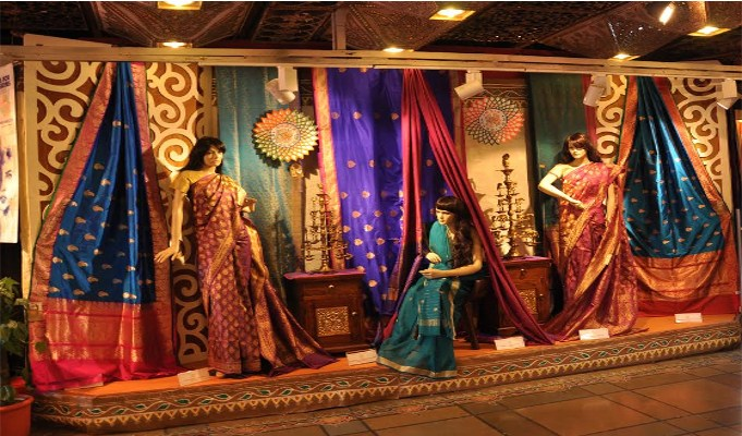 India Handloom Brand eyes two-fold rise in sales in 2017-18