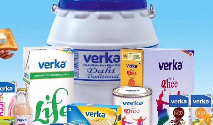 Milkfed to put up Verka Booths at HPCL Outlets