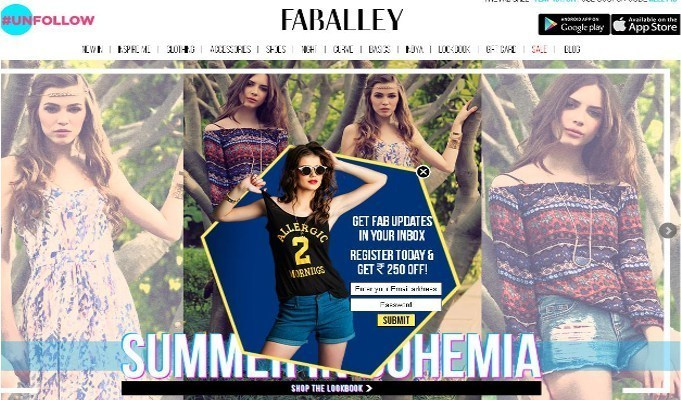 FabAlley to open 10 exclusive stores by 2018