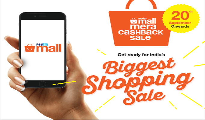 Paytm Mall expects 5 per cent growth during sale period