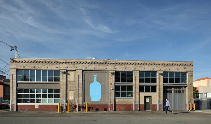 Nestlé buys majority stake in high-end coffee chain Blue Bottle