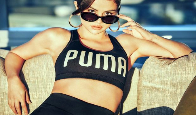 PUMA ropes in Hollywood star Selena Gomez to design and market products