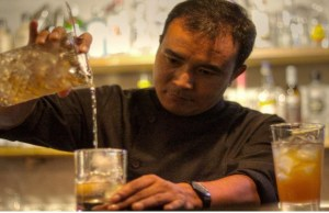 Mastering the art of mixing & fixing with American Whiskey Ambassador, Yangdup Lama