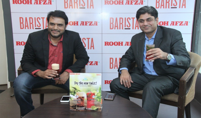 RoohAfza partners with 100 Barista stores to attract newer consumers across the country