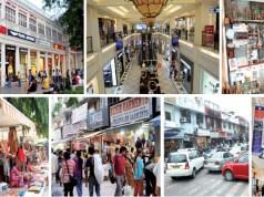 Delhi, an ultimate shopper's paradise