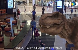 INOX unveils Asia's first Augmented Reality experience at a multiplex in R City