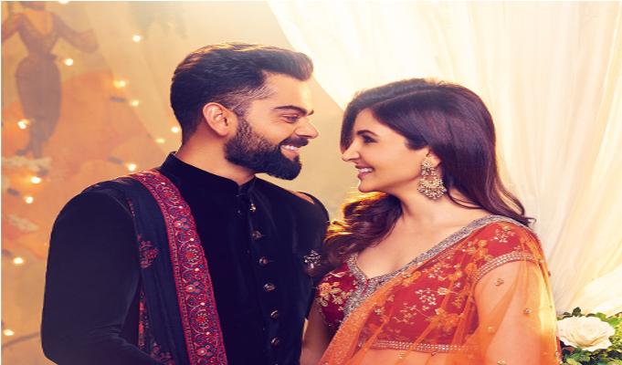 Mohey ropes in Anushka Sharma as brand ambassador