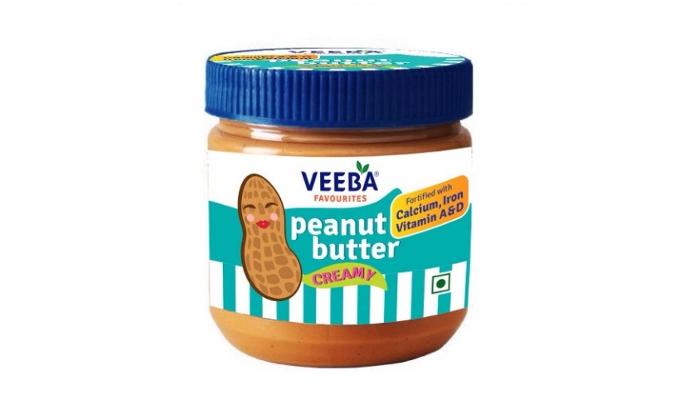 Veeba introduces peanut butter