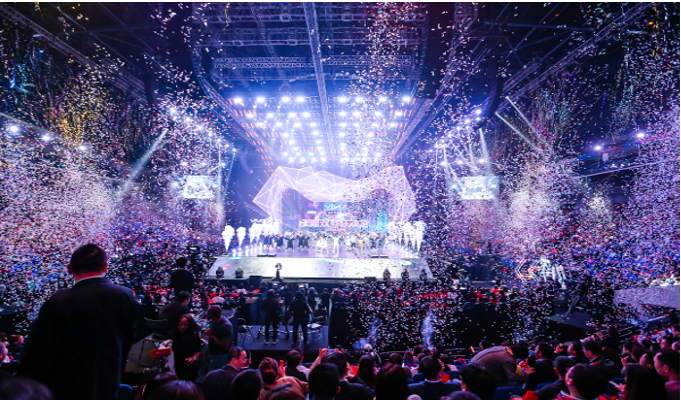 Alibaba's Singles' Day fest sale hits US bn