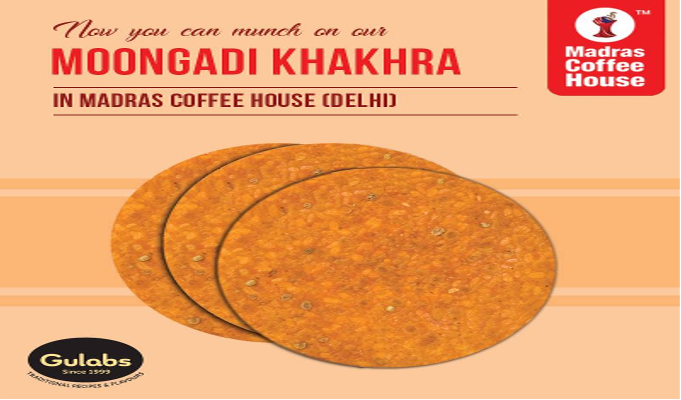 Gulabs partners with Madras Coffee House