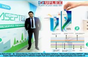 Uflex clocks 6 pc half-yearly bottom line growth