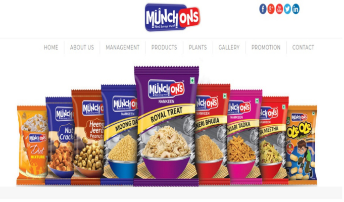 """Munchons' products appeal to the young generation as a value for-money proposition"