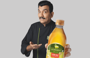Chef Sanjeev Kapoor announced as the brand ambassador of Leonardo Olive Oil