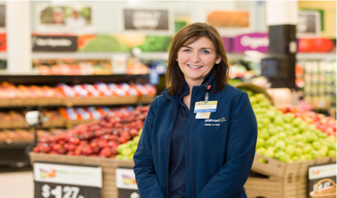 Judith McKenna named President and CEO of Walmart International