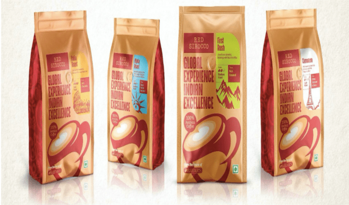 Bayar's coffee launches 'Red Sirocco'