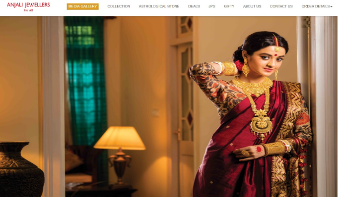 Anjali Jewellers to spend Rs 100 crore to open virtual stores