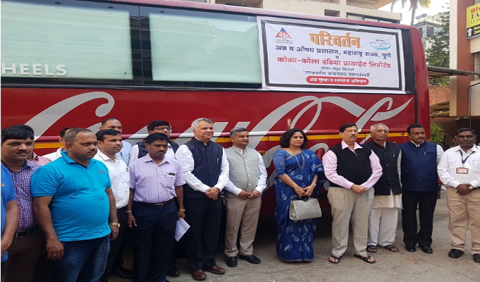 FSSAI, Maharashtra FDA and Coca-Cola India join hands to train street food vendors in Pune