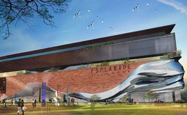 Blackstone buys 75 pc stake in Forum's Bhubaneswar Mall, Esplanade