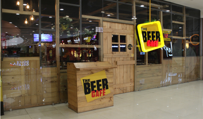 The Beer Café launches 37 outlet; makes an entry into Noida