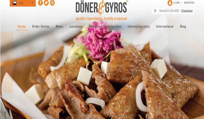 Dubai-based quick service restaurant Doner & Gyros to enter India, to open 200 outlets