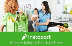 Grocery delivery firm Instacart raises US $200 million