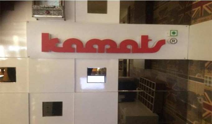 Kamats Restaurants to expand pan India to 150 outlets by 2019