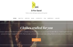 D For Darzi takes tailoring online for affordable, customised clothing