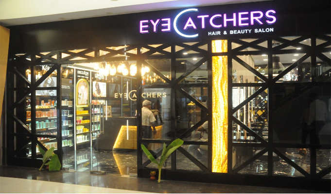 EyeCatchers Hair and Beauty Salon open new outlet at South City Mall