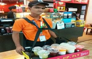 Travel Food Services' introduces vending men at Mumbai Airport