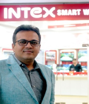 Vishal Malik, DGM-Retail Business, Intex Technologies Ltd.