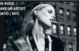 Incredible journey of make-up artist Aya Kudo