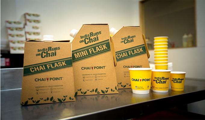 Chai Point raises US  million in Series C