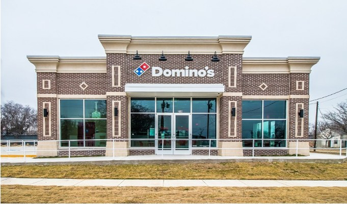 Redefining Delivery Convenience Over 150,000 Domino's hotspots launched nationwide