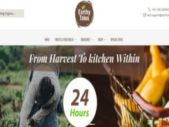 Earthy Tales: Delivering organic produce from farm to fork