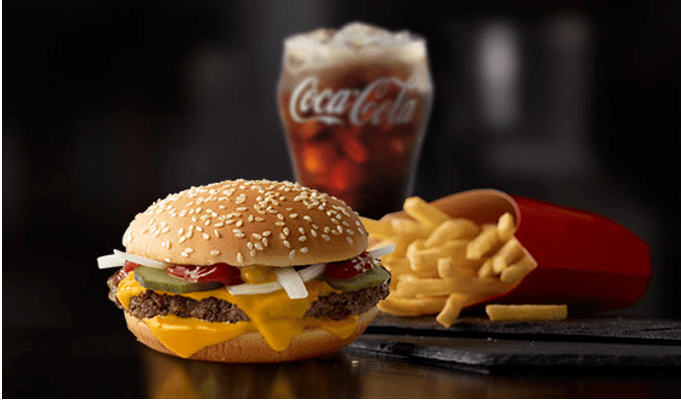 McDonald's (NYSE:MCD) Receives Outperform Rating from Credit Suisse Group