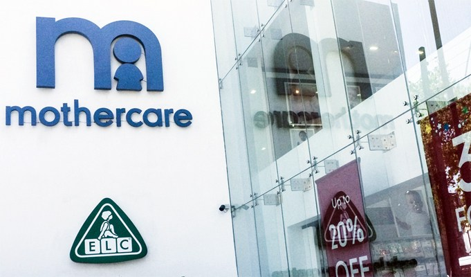 Mothercare appoints David Wood as CEO