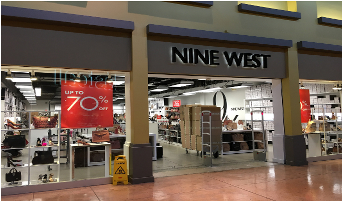 Nine West files for Chapter 11 bankruptcy protection