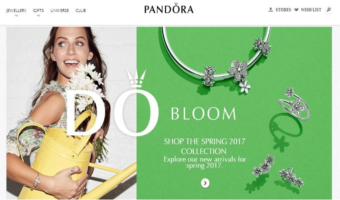 PANDORA opens doors to its third concept store in Delhi NCR