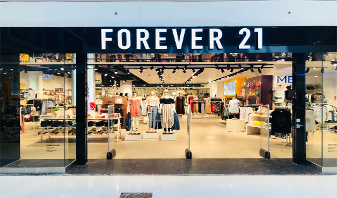 Forever 21 re-launches stylized store in Noida